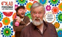 Glad pensionär- Fars i dödens skugga